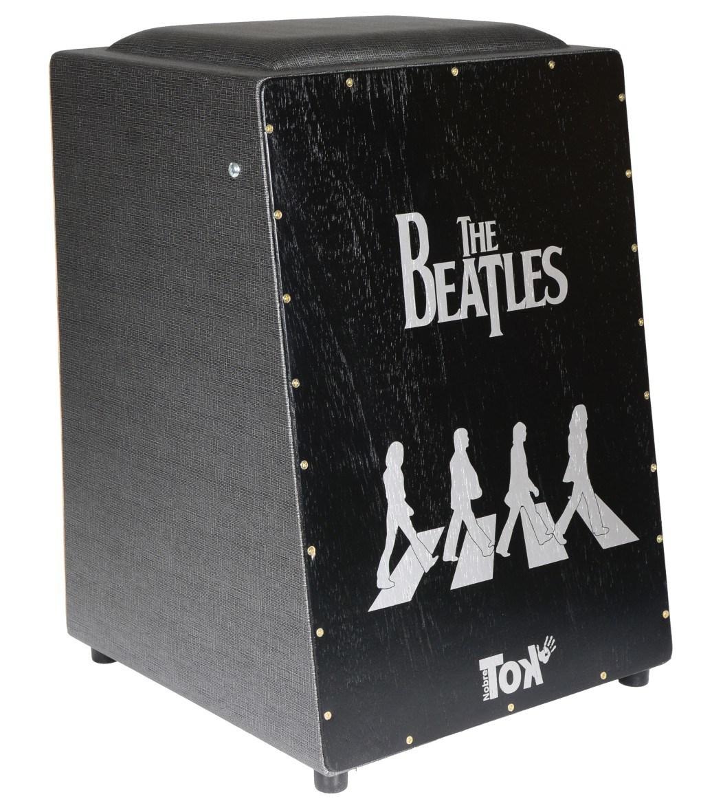 Cajon Elétrico com Bongo - The Beatles - Nobre Tok