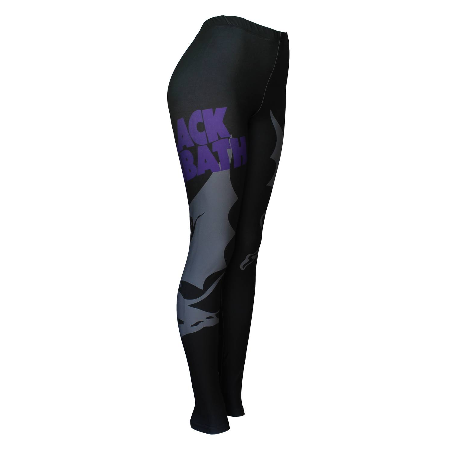 Calça Legging Feminina Black Sabbath - Bloody Hell Wear