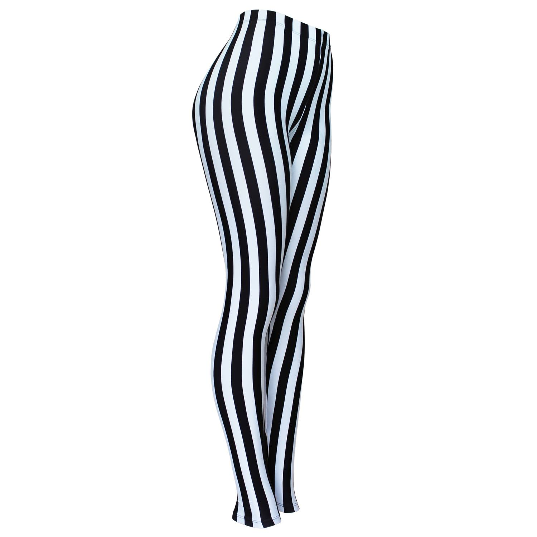 Calça Legging Feminina Stripes - Bloody Hell Wear