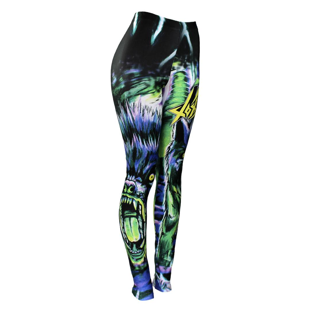 Calça Legging Feminina Toxic Holocaust - An Overdose of Death - Bloody Hell Wear