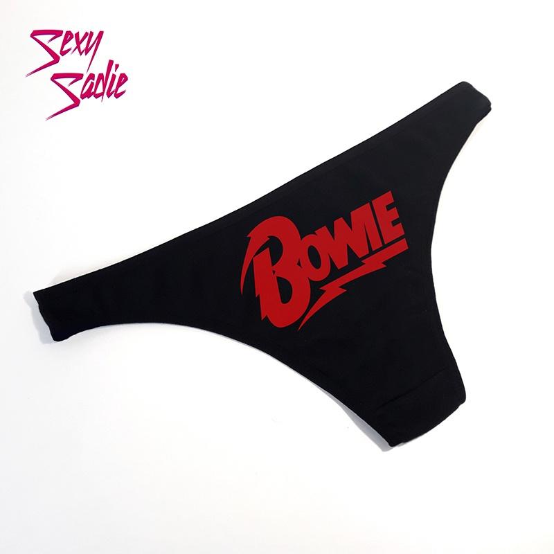 Calcinha Básica - Bowie - Sexy Sadie Underwear