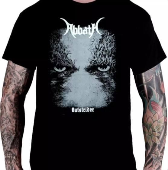 """Camiseta Abbath - """"Outstrider"""""""