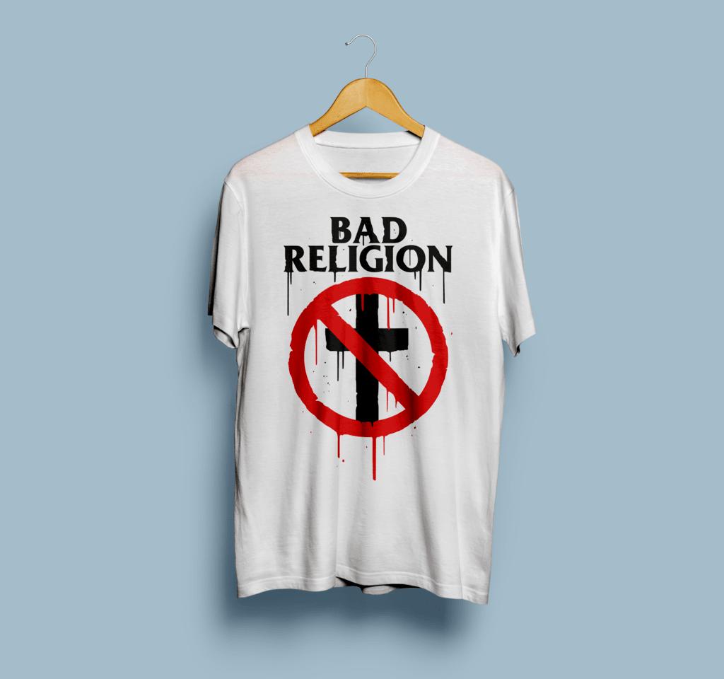 Camiseta Bad Religion - Vortex