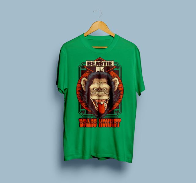 Camiseta Beastie Boys - Vortex