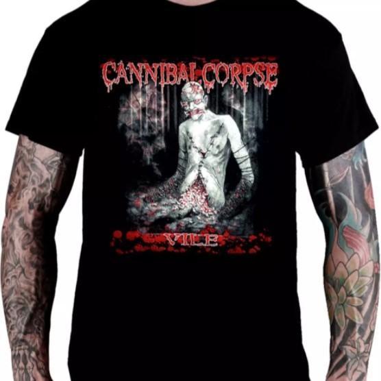Camiseta Cannibal Corpse -  Vile