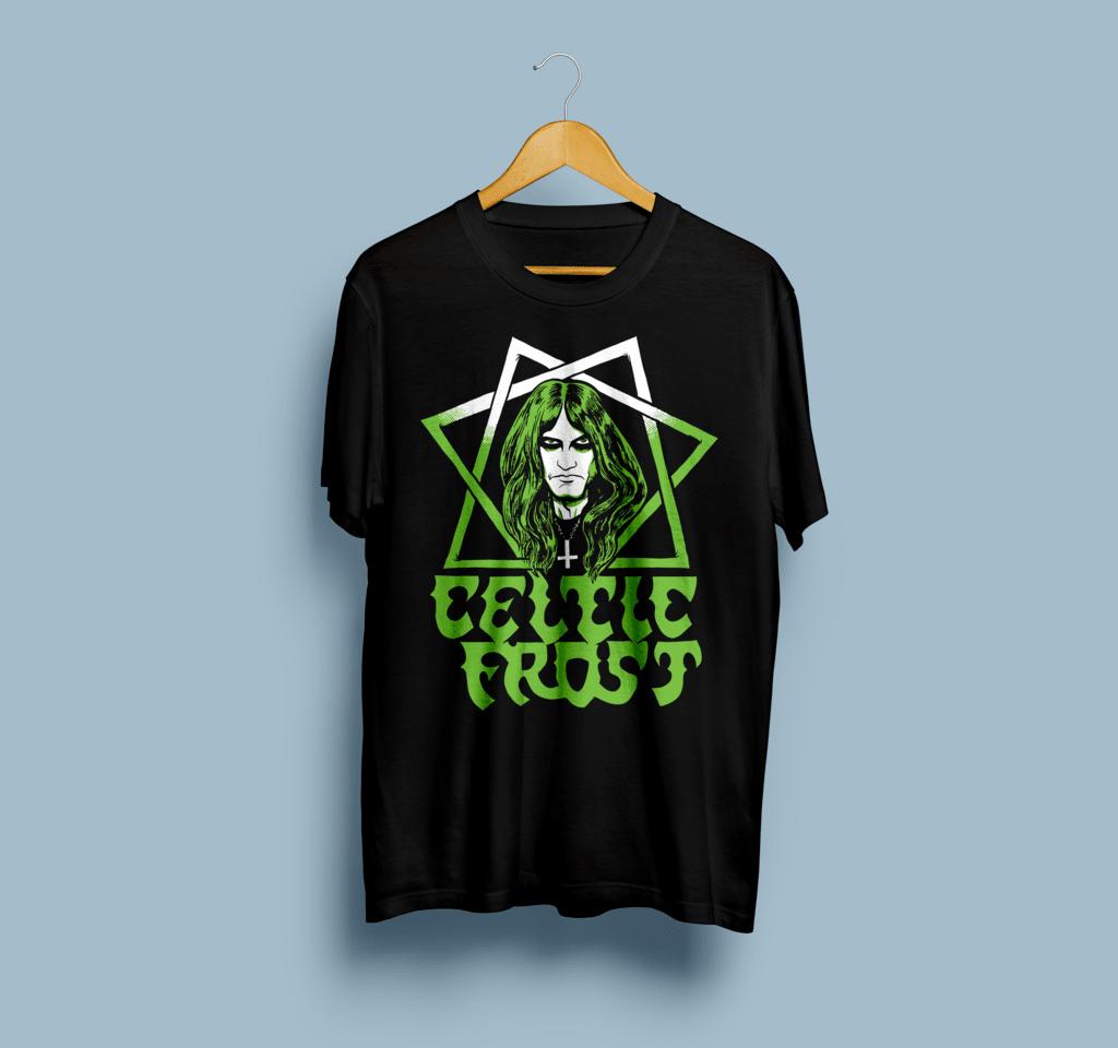 Camiseta Celtic Frost - Vortex