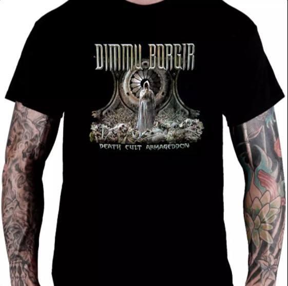 Camiseta Dimmu Borgir - Death Cult Armageddon
