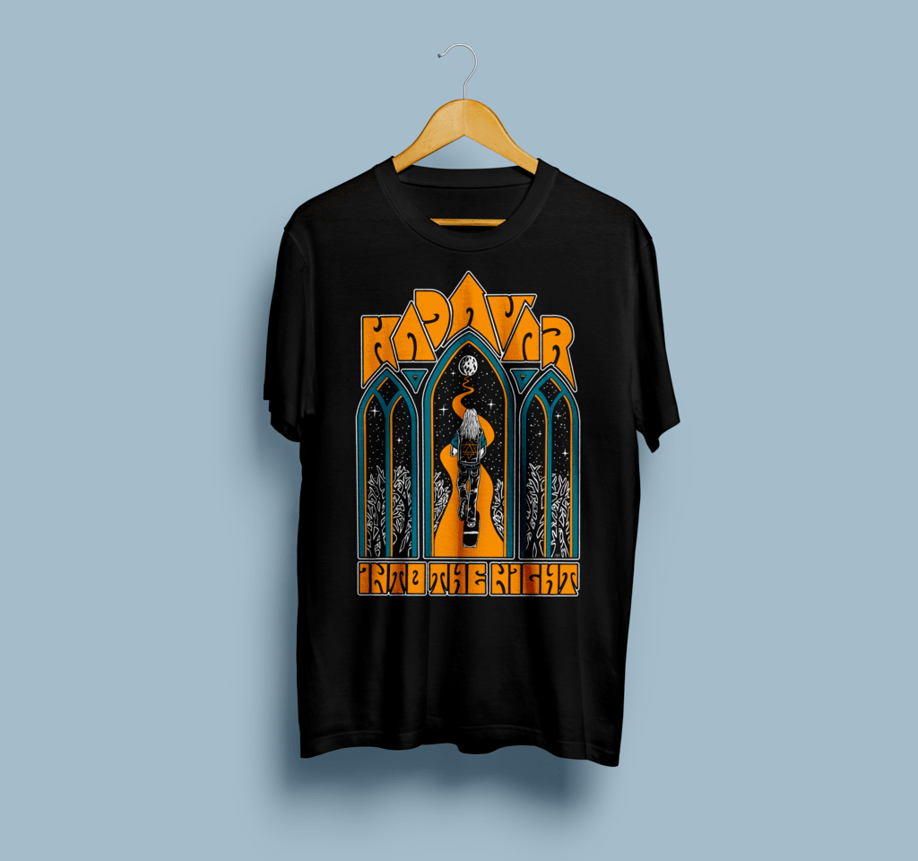 Camiseta Kadavar - Vortex