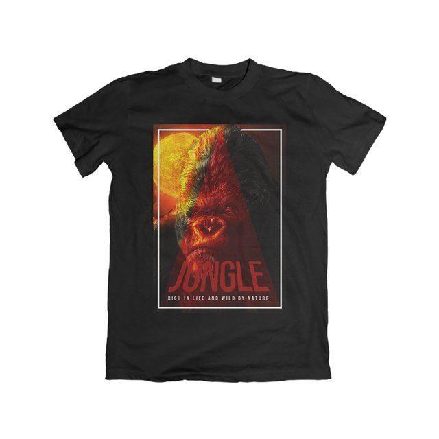 Camiseta Unissex Kong - eFull Camisetas