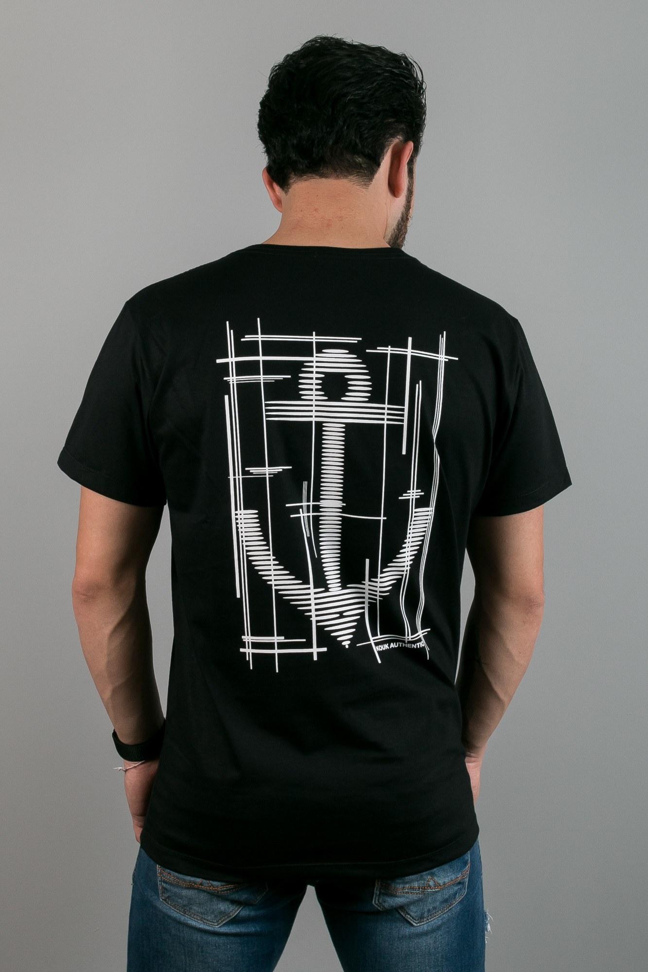 Camiseta Kouk Âncora Details