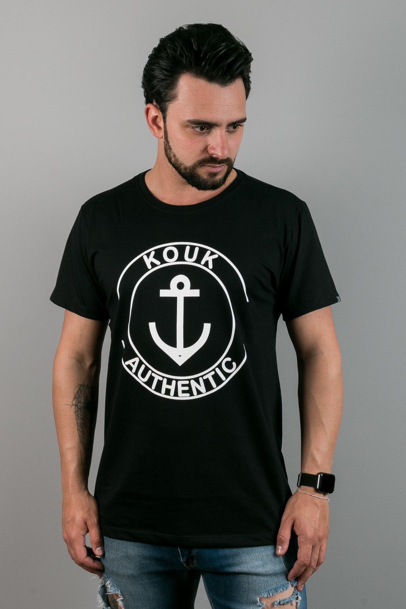 Camiseta Kouk Round