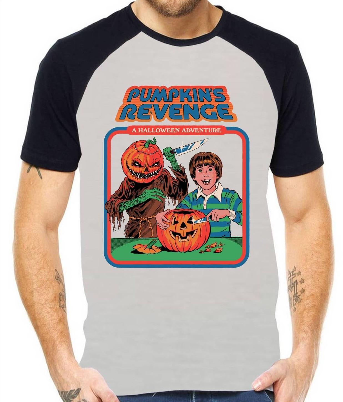 Camiseta Masculina Halloween