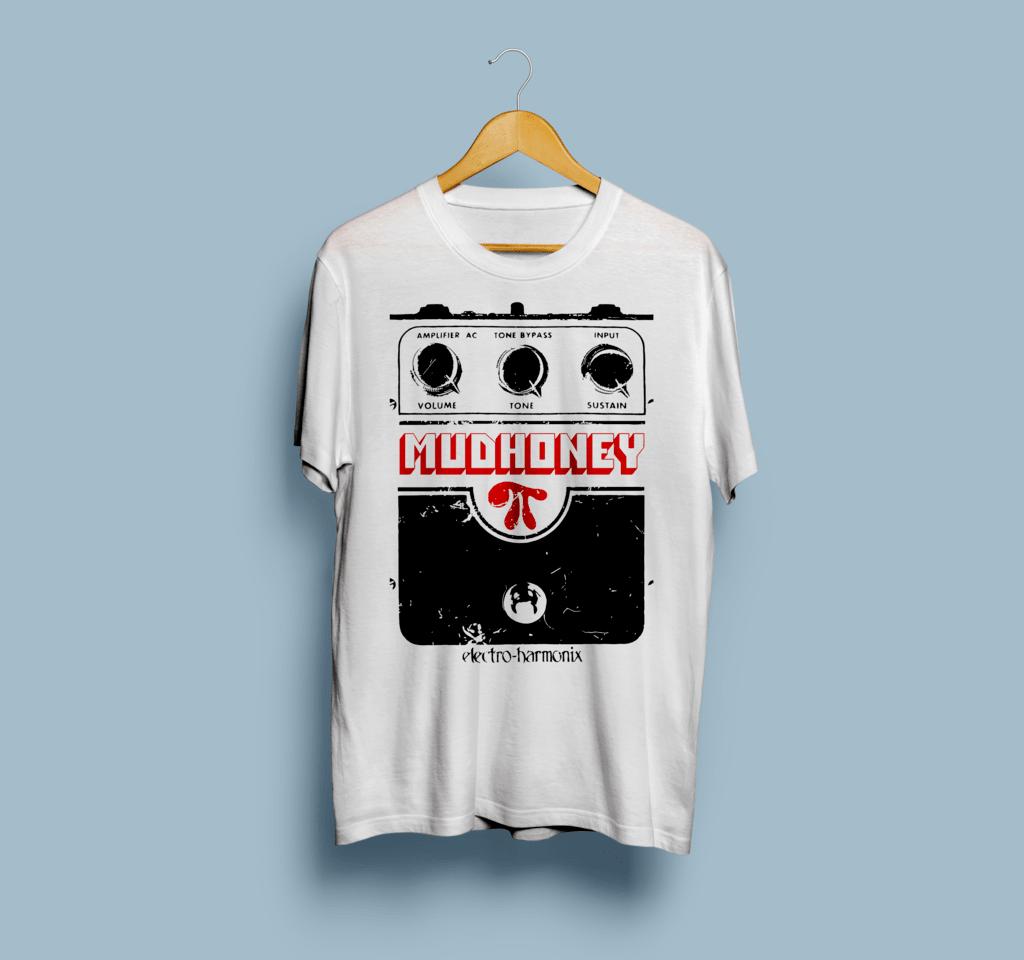 Camiseta Mudhoney - Vortex