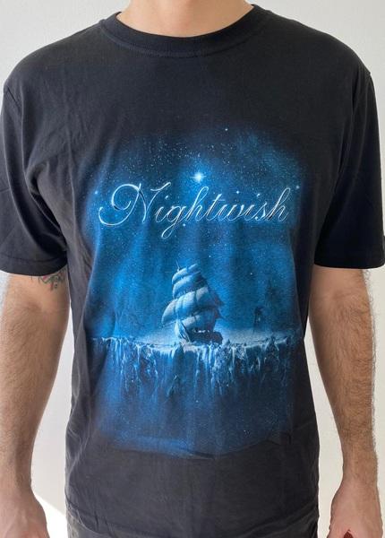 Camiseta Nightwish - Leia com atenção