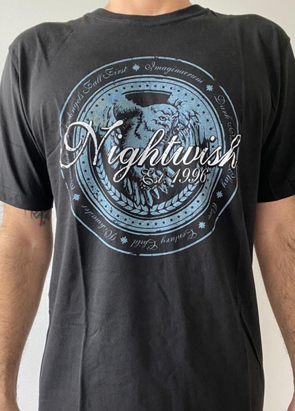 Camiseta Nightwish - Tour 2015