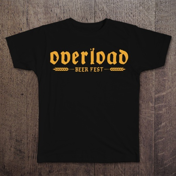 Camiseta Overload Beer Fest 2020