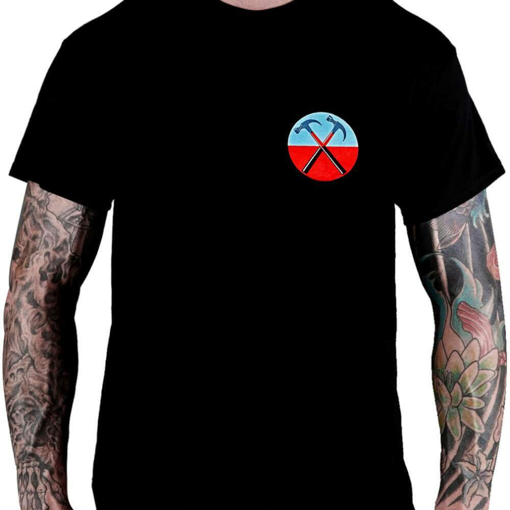 Camiseta PINK FLOYD – The Wall