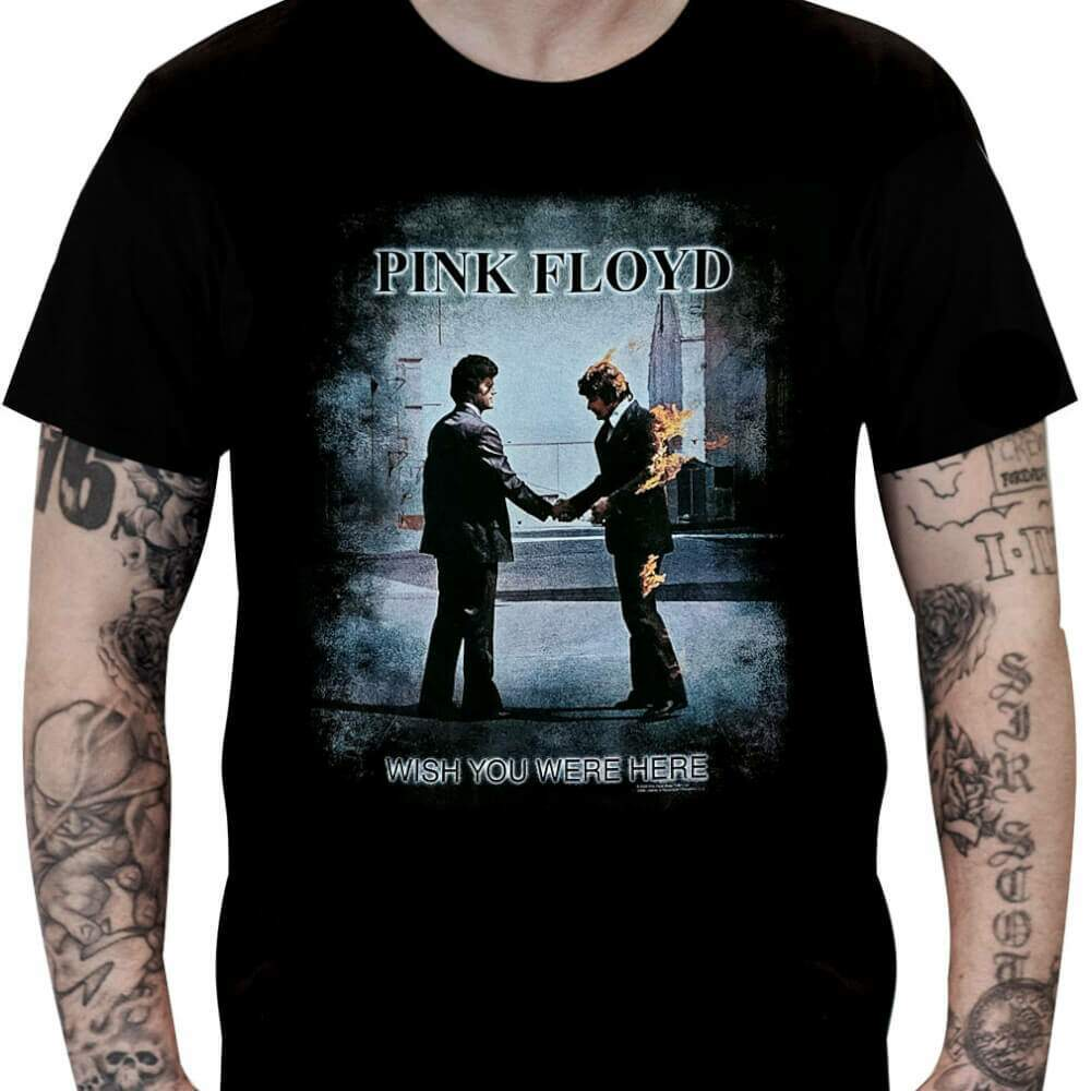 Camiseta PINK FLOYD – Wish you were Here
