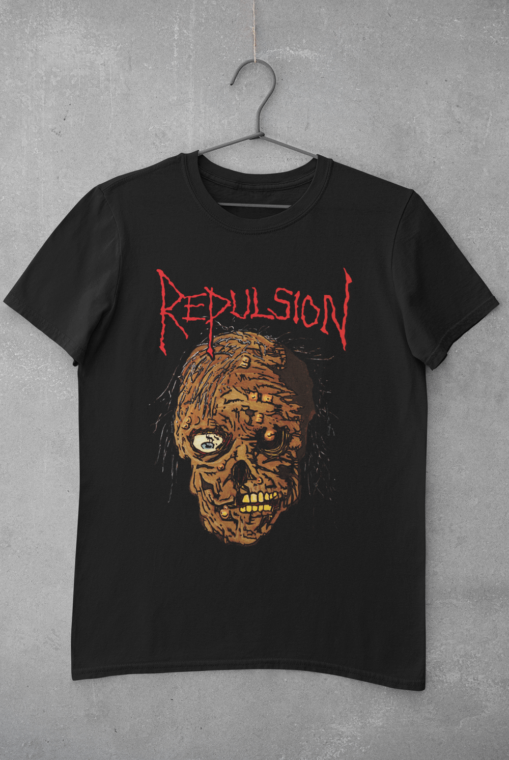 Camiseta  Repulsion - Camisetas Rápido