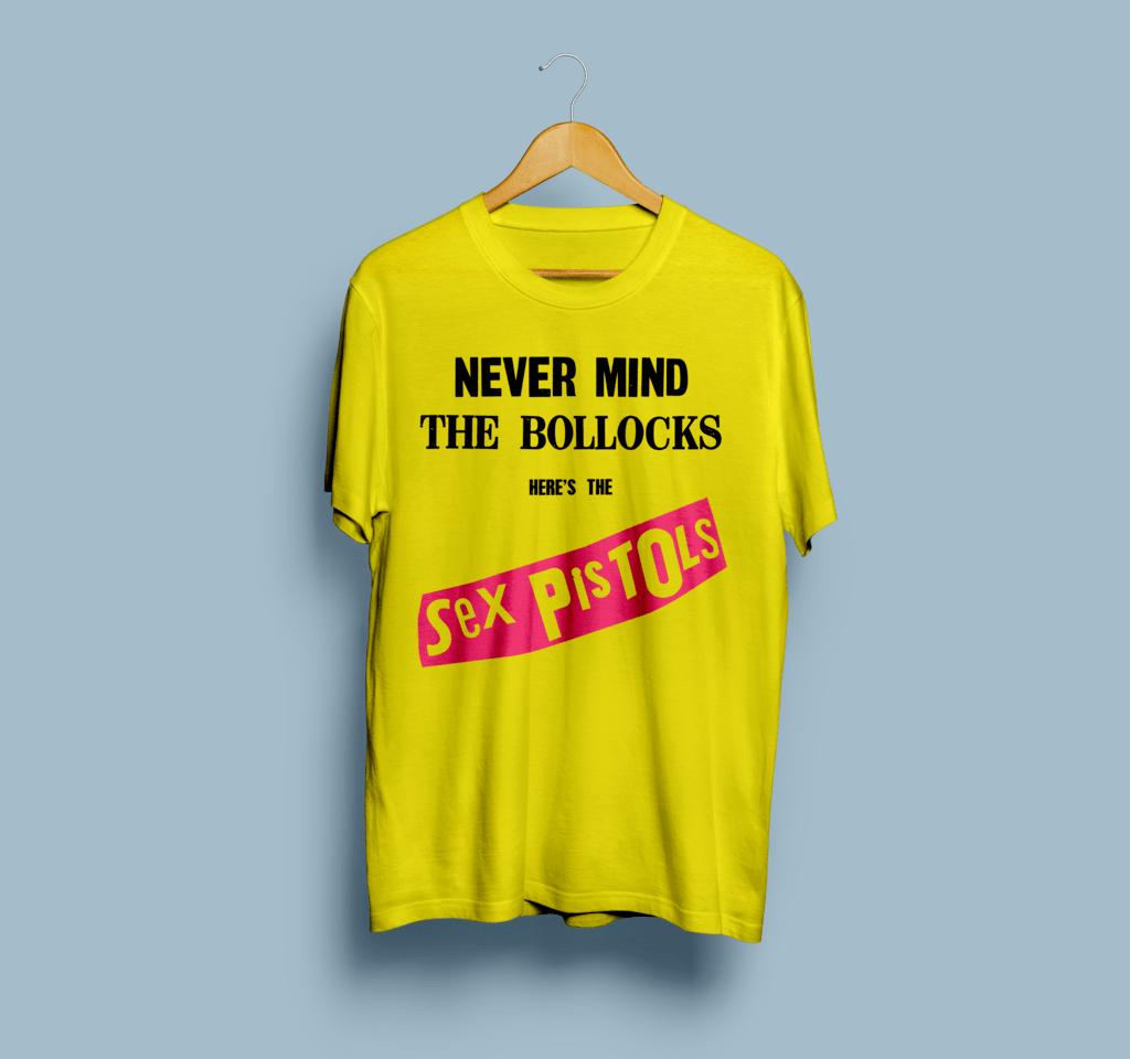 Camiseta Sex Pistols - Vortex