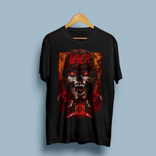 Camiseta Slayer - Vortex