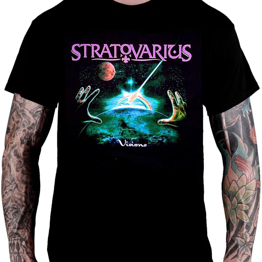 Camiseta STRATOVARIUS – Visions