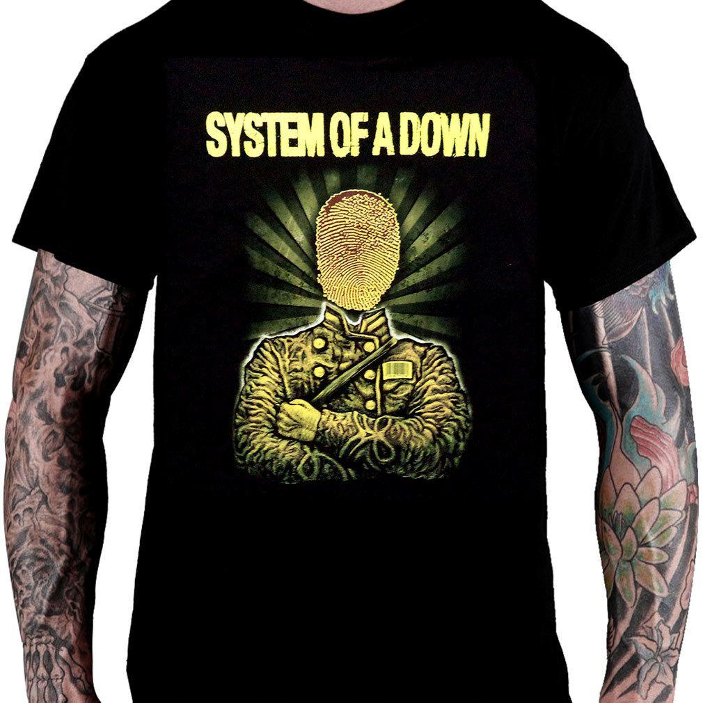 CamisetaSystem of a Down - Digital