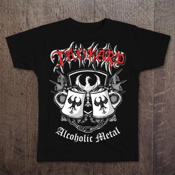 Camiseta Tankard Tour 2019