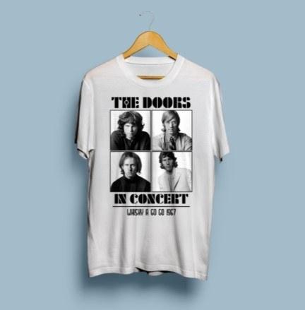 Camiseta The Doors - Vortex