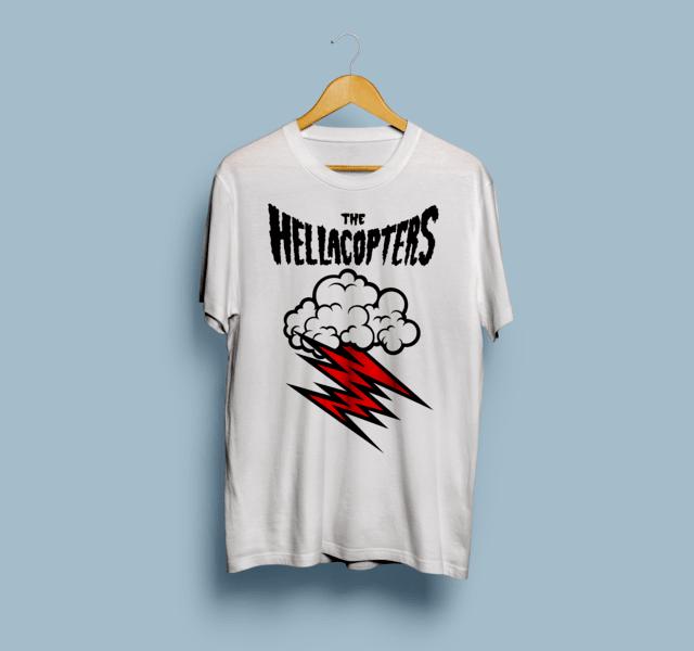 Camiseta The Hellacopters - Vortex
