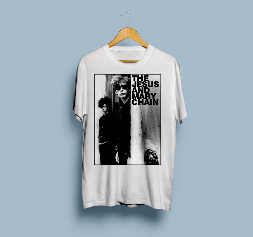 Camiseta The Jesus and Mary Chains - Vortex