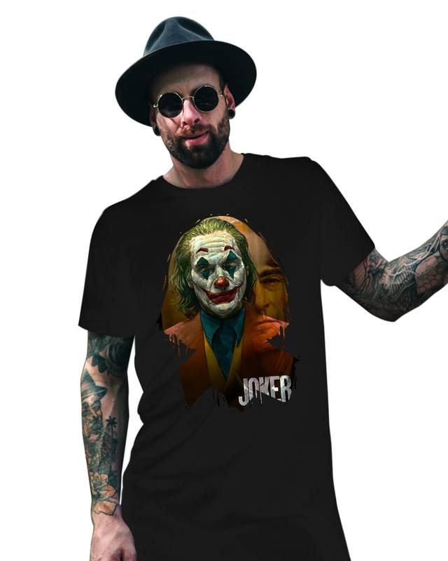 Camiseta Unissex The Joker - eFull Camisetas