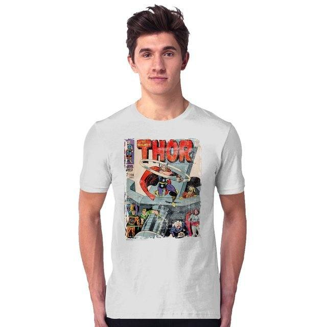 Camiseta Unissex Thor Mighty - eFull Camisetas