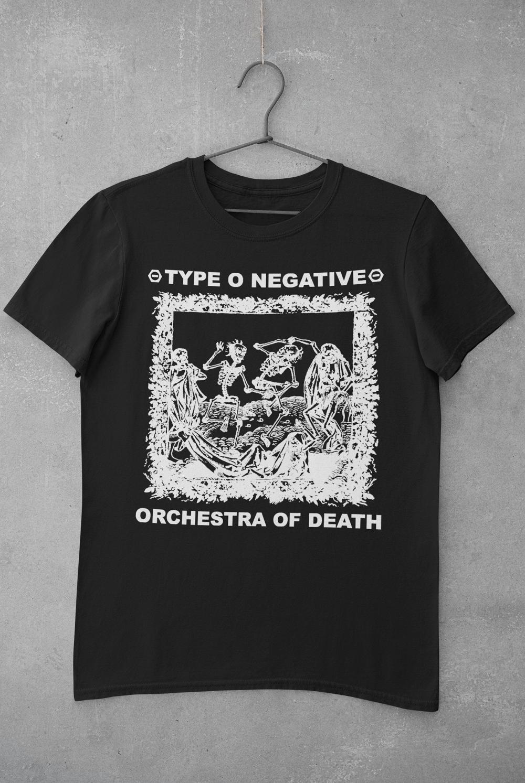 Camiseta   Type O Negative - Camisetas Rápido