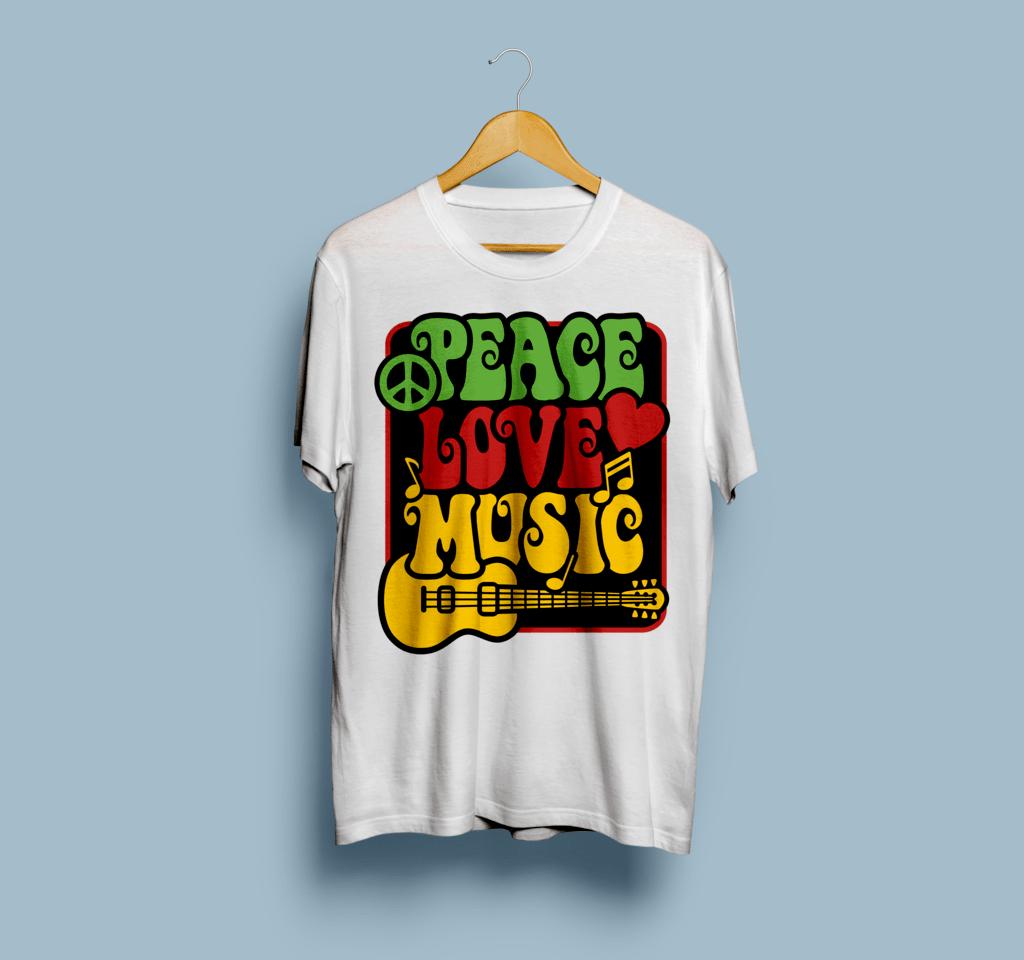 Camiseta Woodstock - Vortex