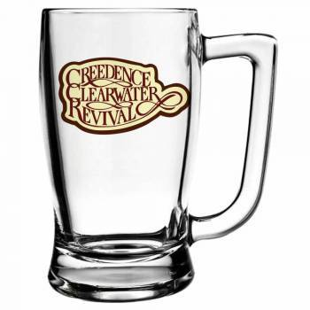 Caneca Creedence Clearwater Revival Cerveja Beer Rock 340ml