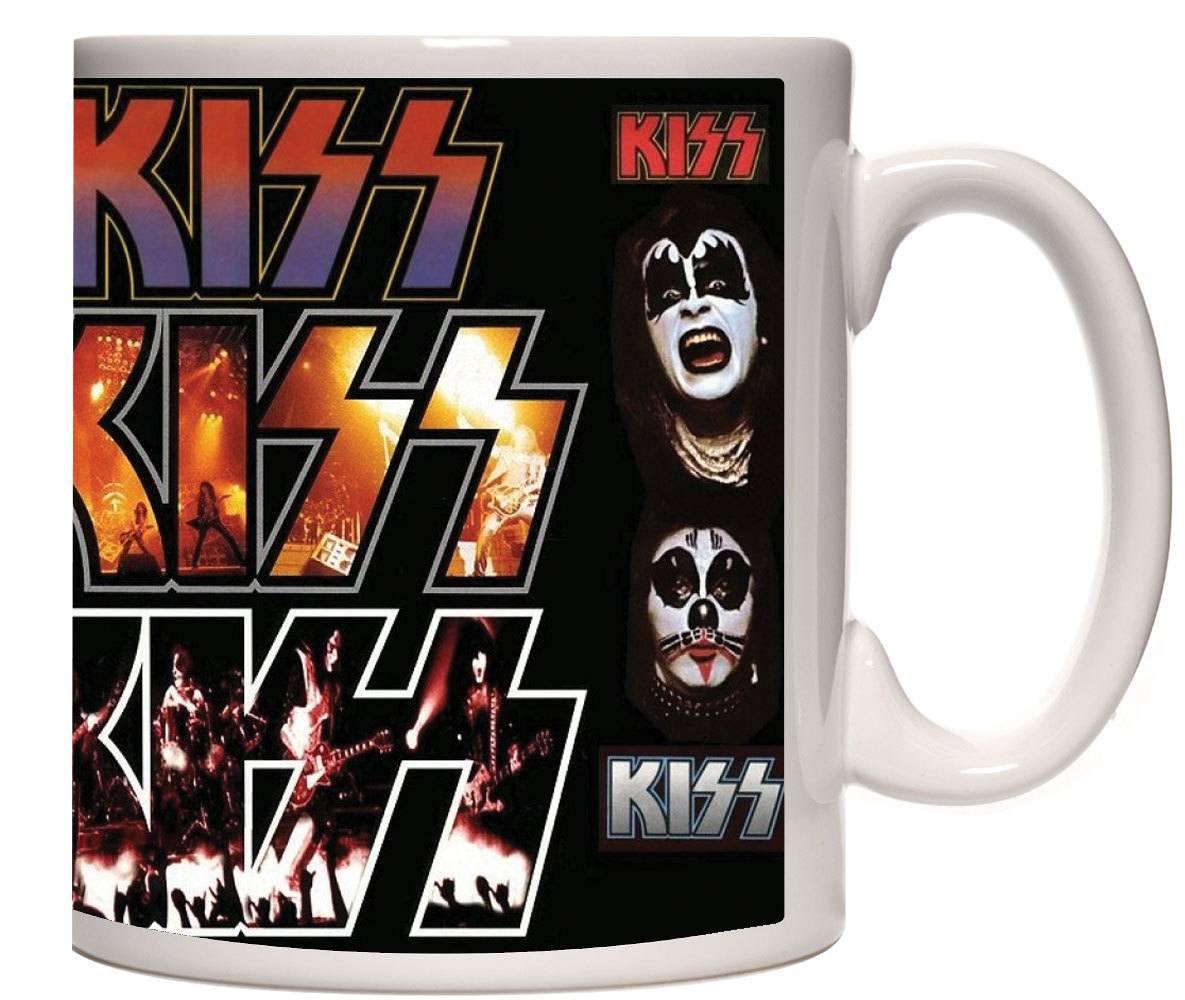 Caneca Porcelana Kiss