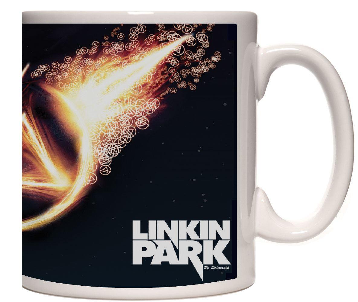 Caneca Porcelana Linkin Park
