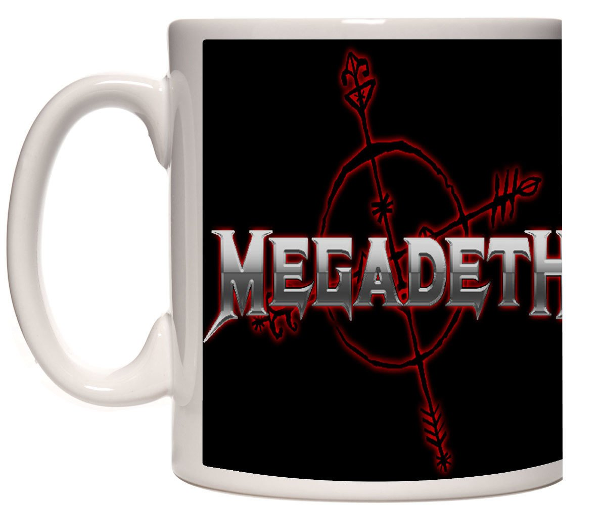 Caneca Porcelana Megadeth