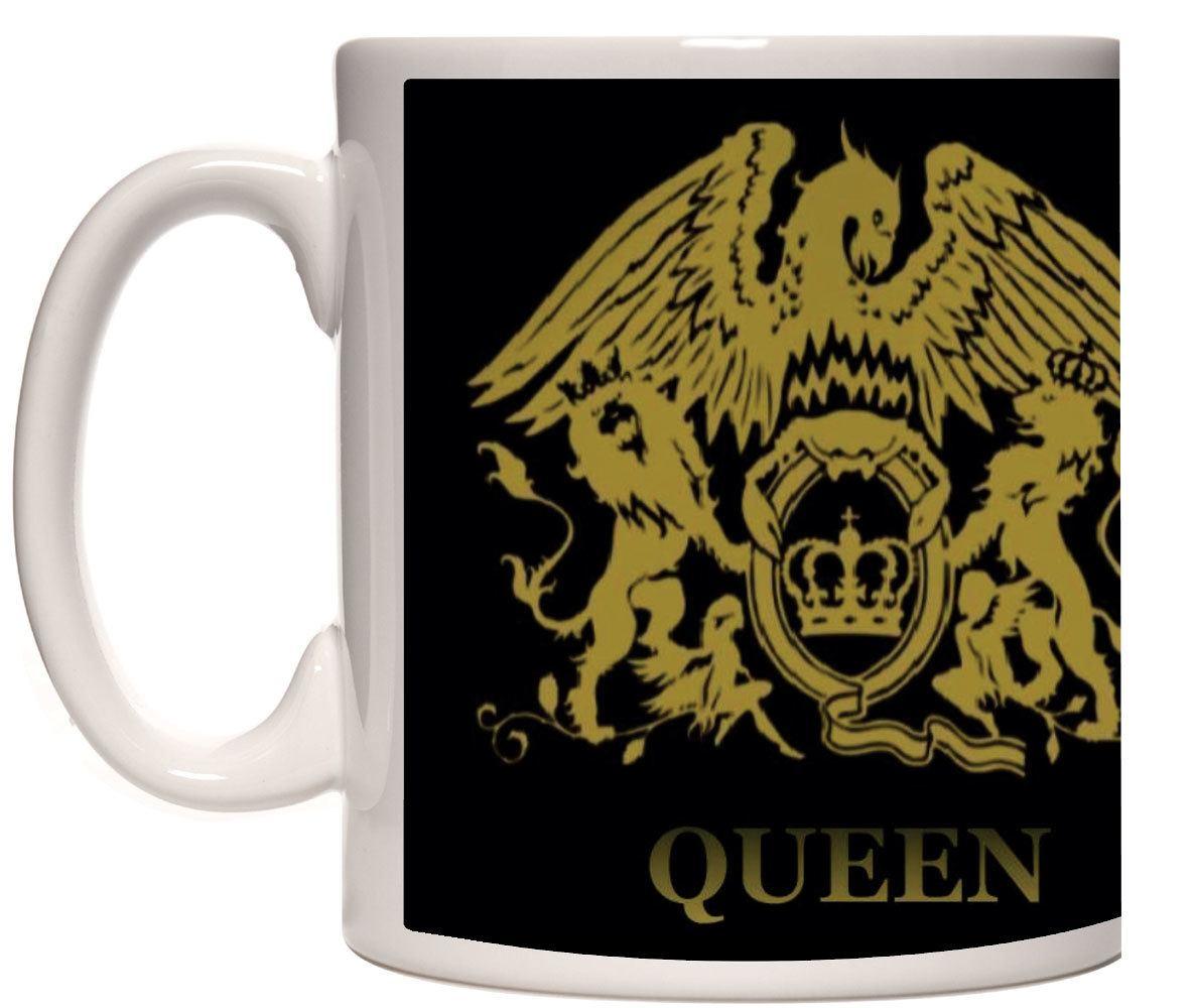 Caneca Porcelana Queen (mod2)