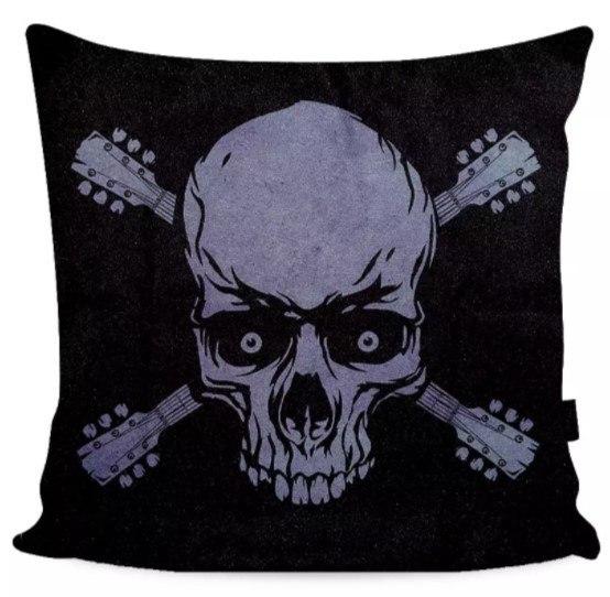 Capa de Almofada Caveira - Skull II
