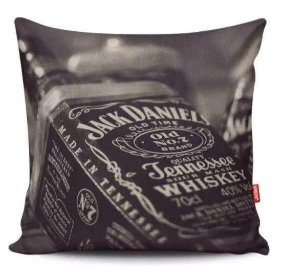Capa de Almofada Jack Daniel's
