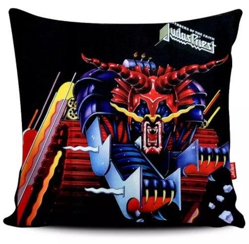Capa de Almofada Judas Priest
