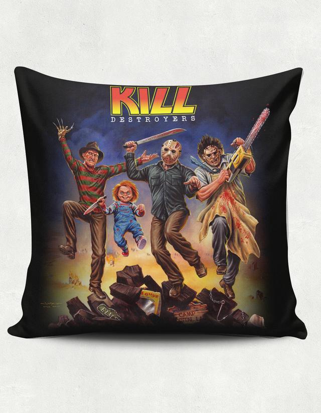 Capa de almofada Kiss Destroyer Kill - Vortex