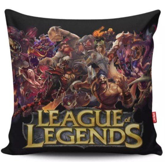 Capa de Almofada League of Legends