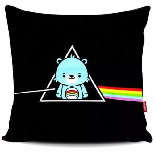 Capa de Almofada Pink Floyd Bear Side