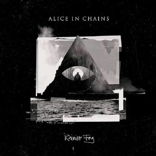 CD Alice in Chains - Rainier Fog