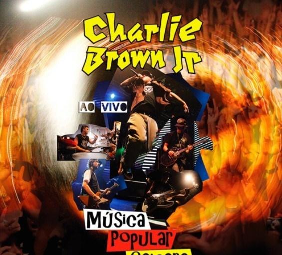 Cd Charlie Brown Jr. - Música Popular Caiçara Vol.2
