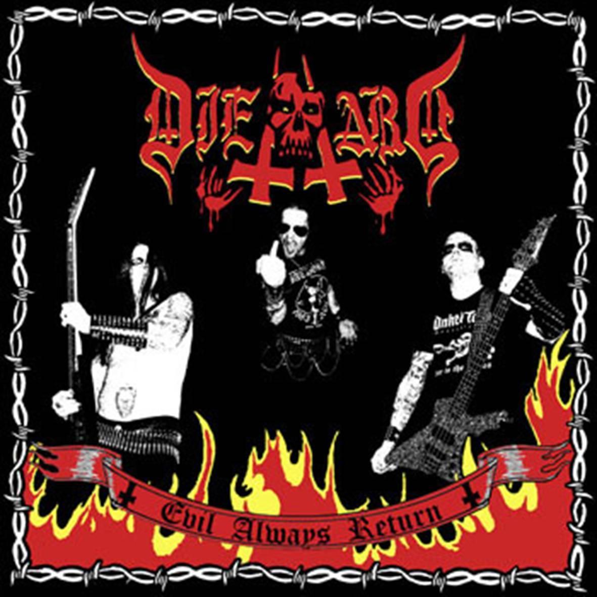 CD Die Hard - Evil Always Return