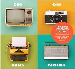 Cd Goo Goo Dolls - Rarities